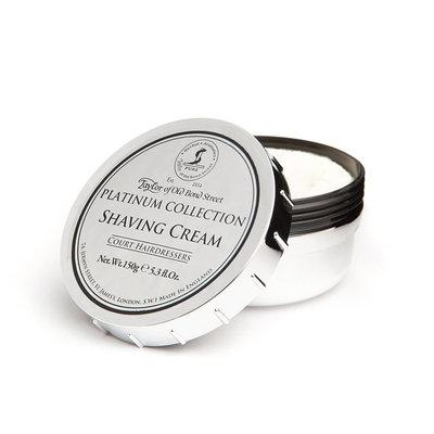 01000 - Scheercrème 150g Platinum Collection