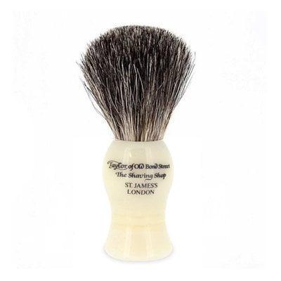 P1020 - Scheerkwast Pure Badger - maat S