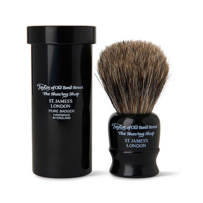 P2190B - Shaving Brush Pure Badger
