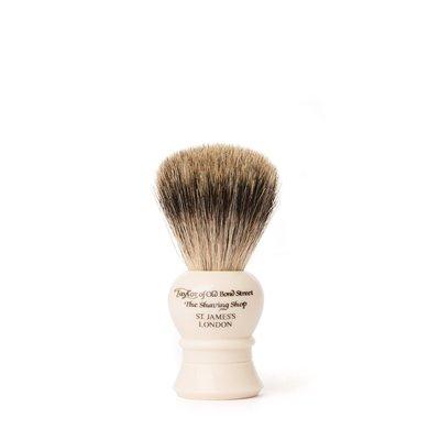 P2233 - Shaving Brush Pure Badger - size S