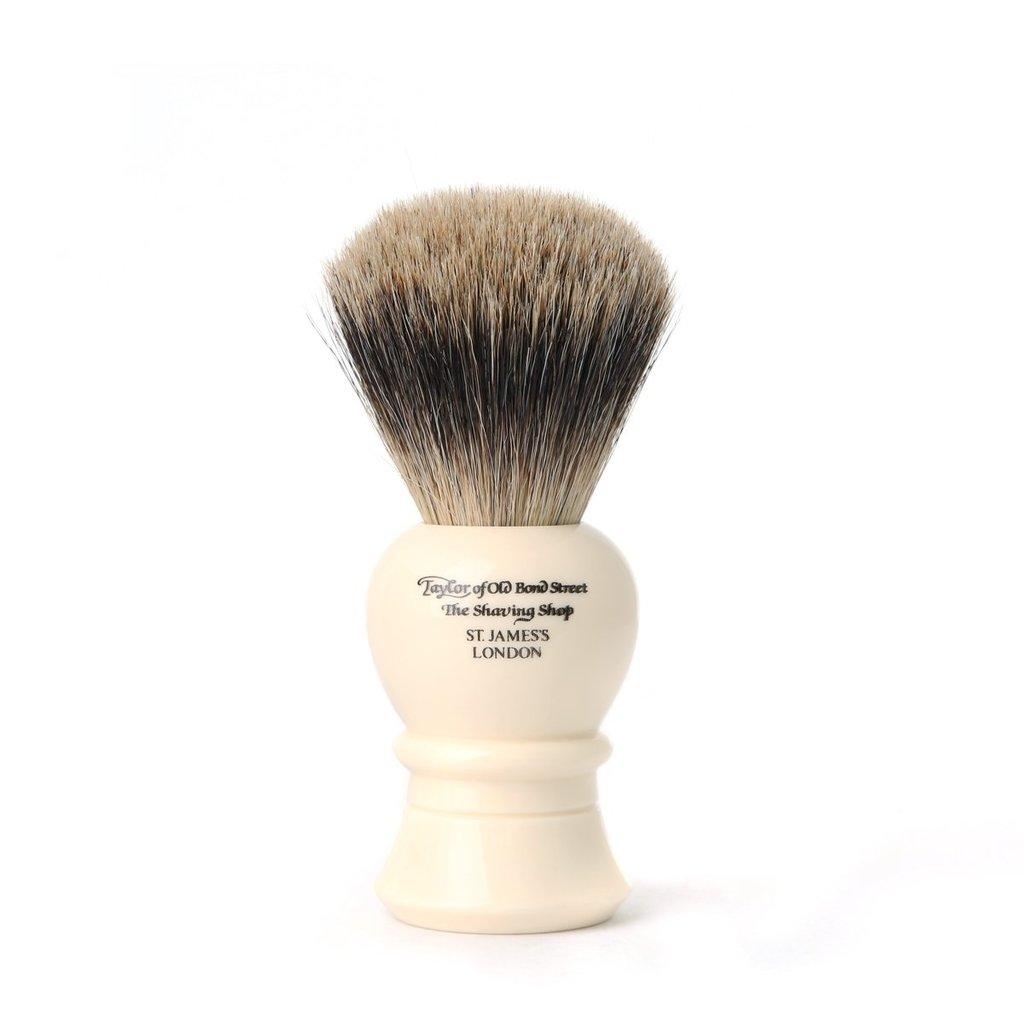 Scheerkwast Pure Badger - maat XL