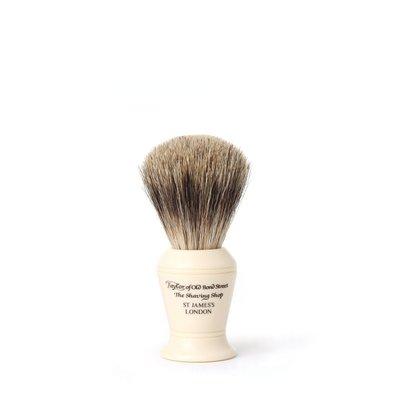 P374 - Shaving Brush Pure Badger - size S