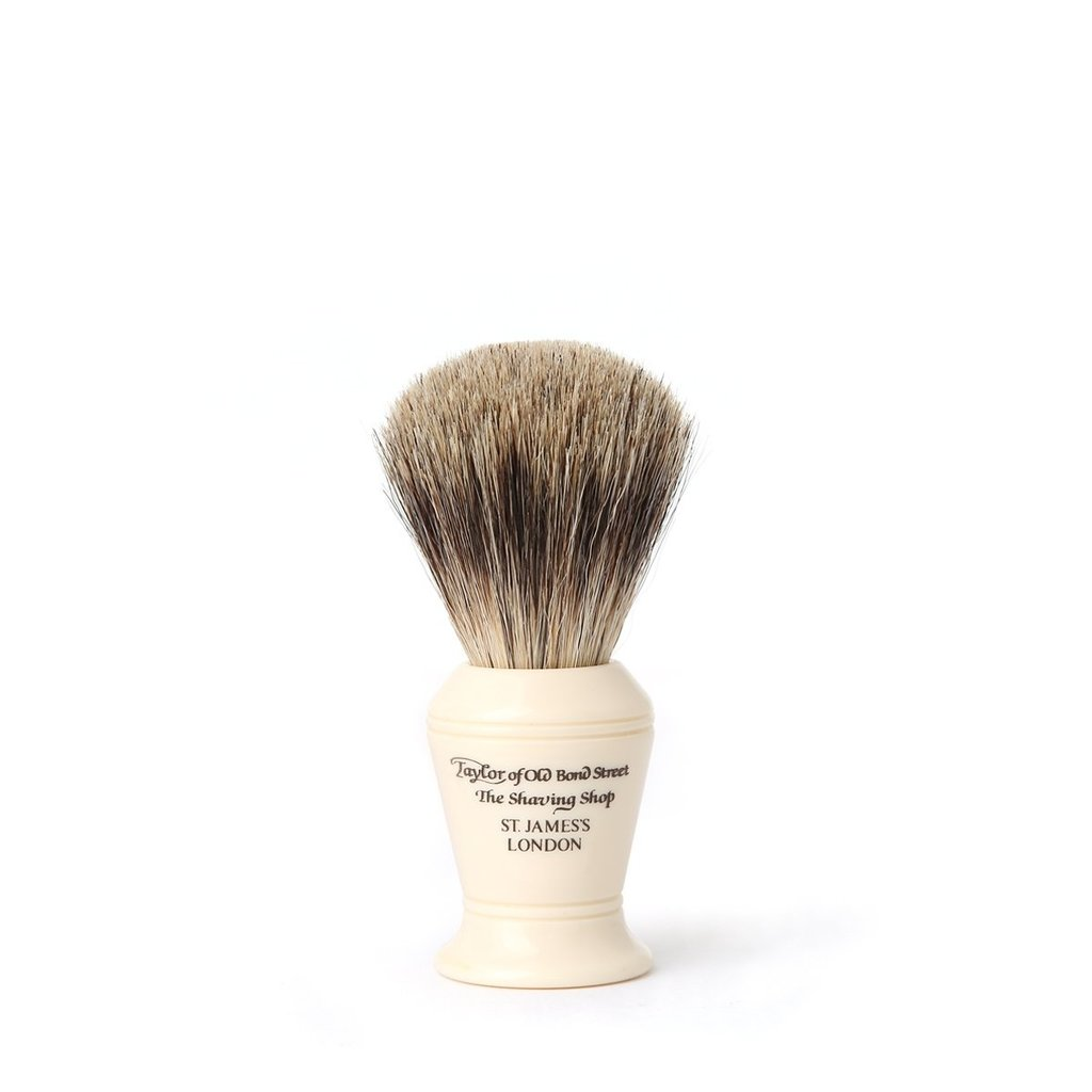 Scheerkwast Pure Badger - maat M