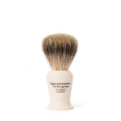 P376 - Shaving Brush Pure Badger - size L