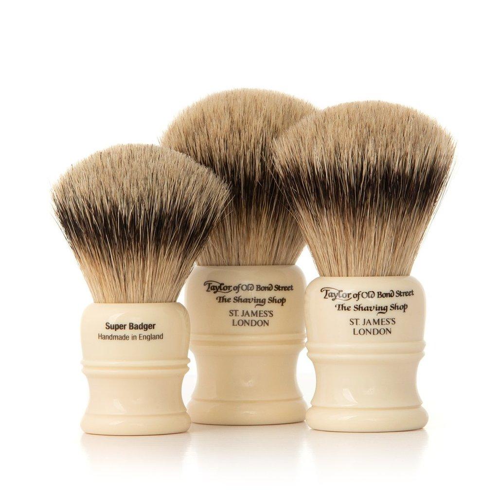 Shaving Brush Super Badger - size L