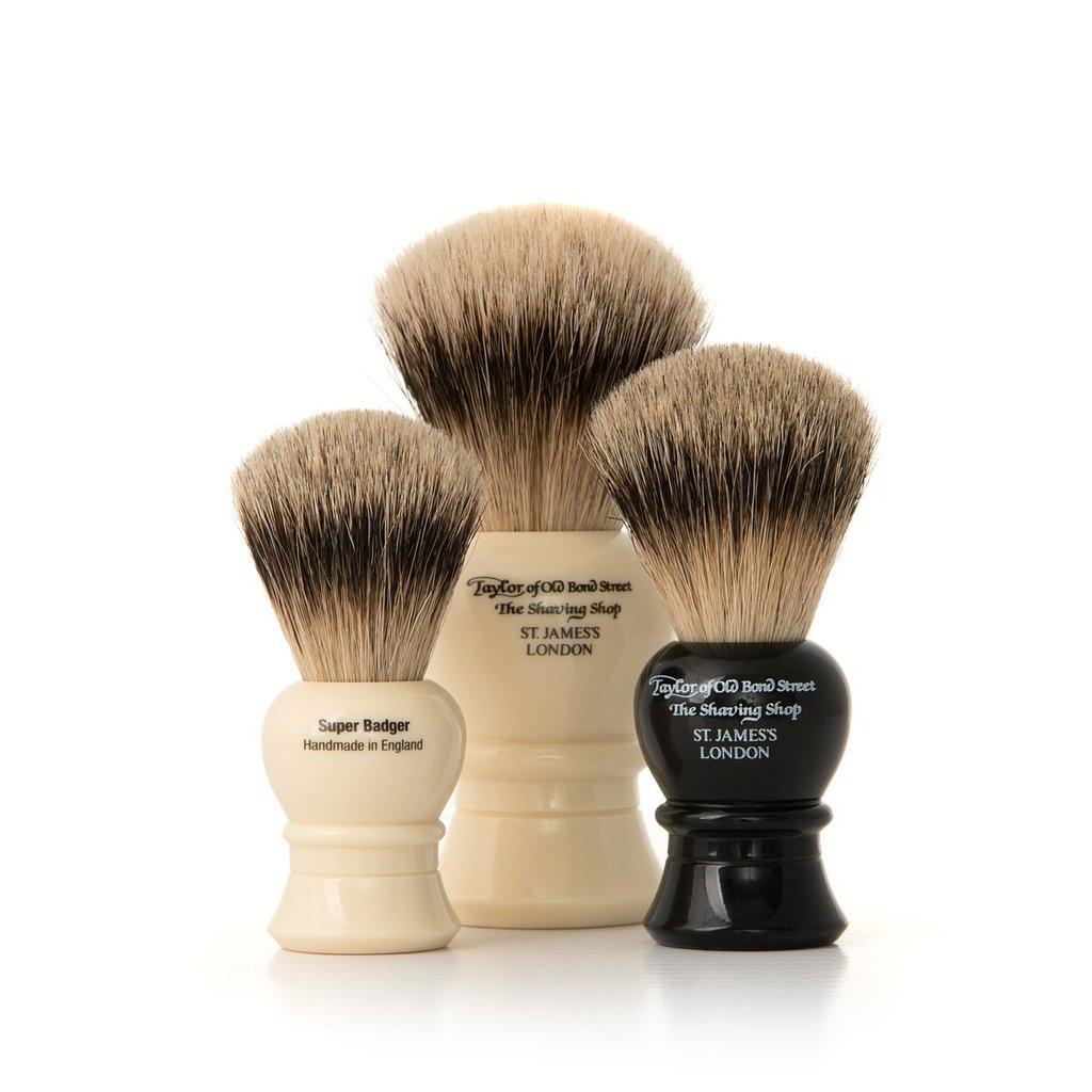 Shaving Brush Super Badger - size S