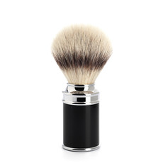 Shaving Brush Silvertip Fibre® - Black