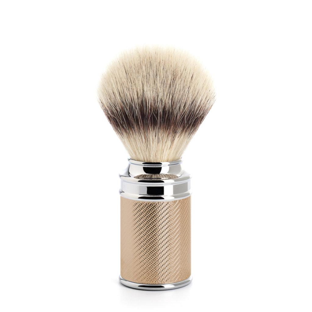 Scheerkwast Silvertip Fibre® - Rosegold