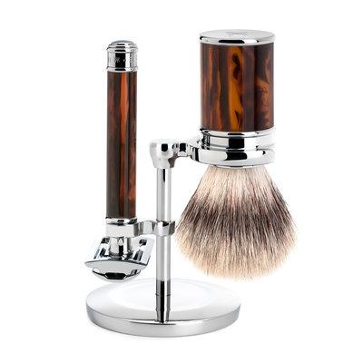 S31M108 - Shaving Set Traditional - Safety razor - Schildpad