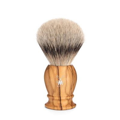 091H250 - Shaving Brush Silvertip (M)