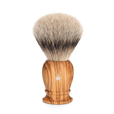 93H250 - Shaving Brush Silvertip (L)