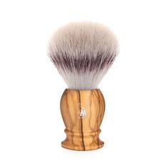 Shaving Brush Silvertip Fibre® Badger - Olive wood
