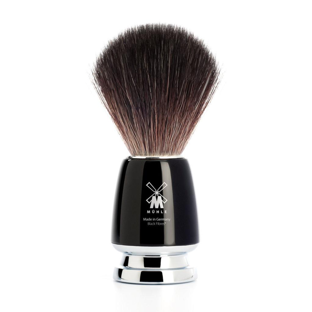 Shaving Brush Black Fibre® - Black