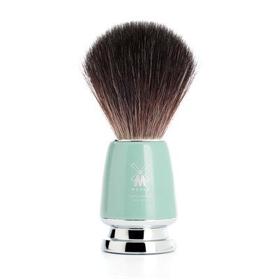 21M224 - Shaving Brush Black Fibre®