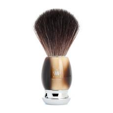 Shaving Brush Black Fibre® - Horn