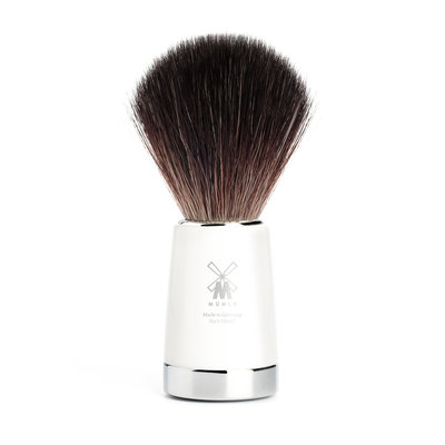 21M147 - Shaving Brush Black Fibre®
