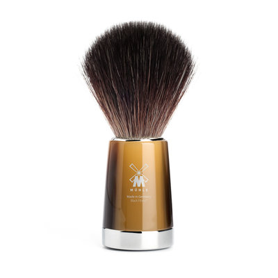 21M142 - Shaving Brush Black Fibre®