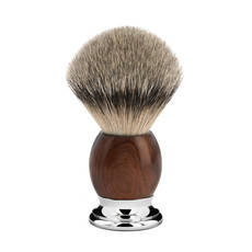 Shaving Brush Silvertip - Ironwood