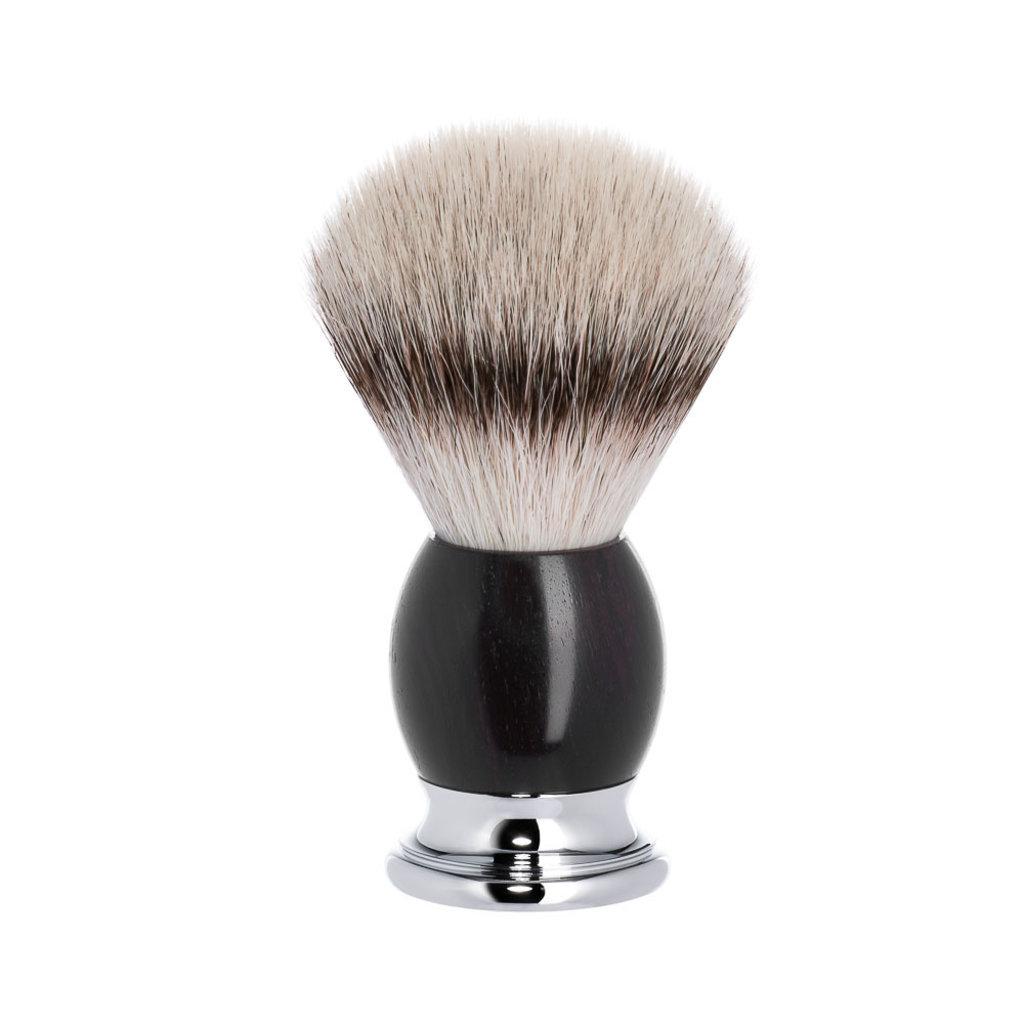 Shaving Brush Silvertip Fibre® - African Blackwood