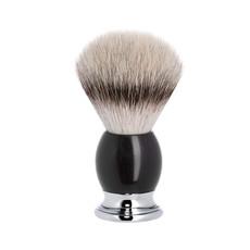 Scheerkwast Silvertip Fibre® - African Blackwood