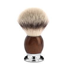 Shaving Brush Silvertip Fibre® - Ironwood