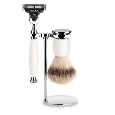 Shaving Set 3-part Sophist - Porcelain Mach3®