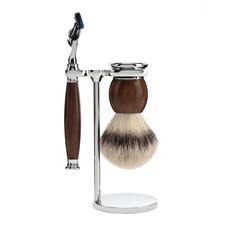 Shaving Set 3-part Sophist - Ironwood Fusion®