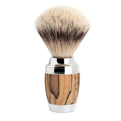 091H72 - Shaving Brush Silvertip