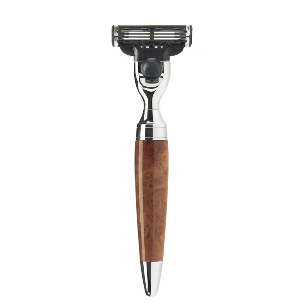 Gillette Mach3® - Thuja wood
