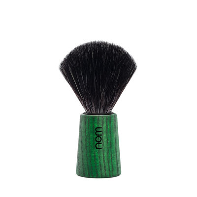 THEO21GA - Shaving Brush (Black Fibre)