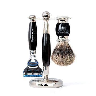 05023 - Fusion - Pure Badger shavingset