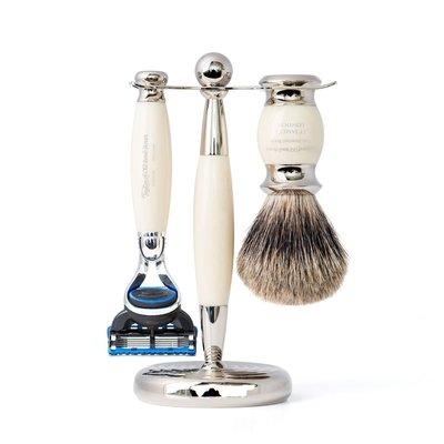 05021 - Fusion - Pure Badger shavingset