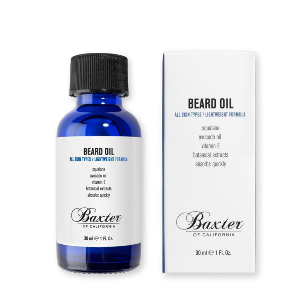Beard Grooming Oil 30ml