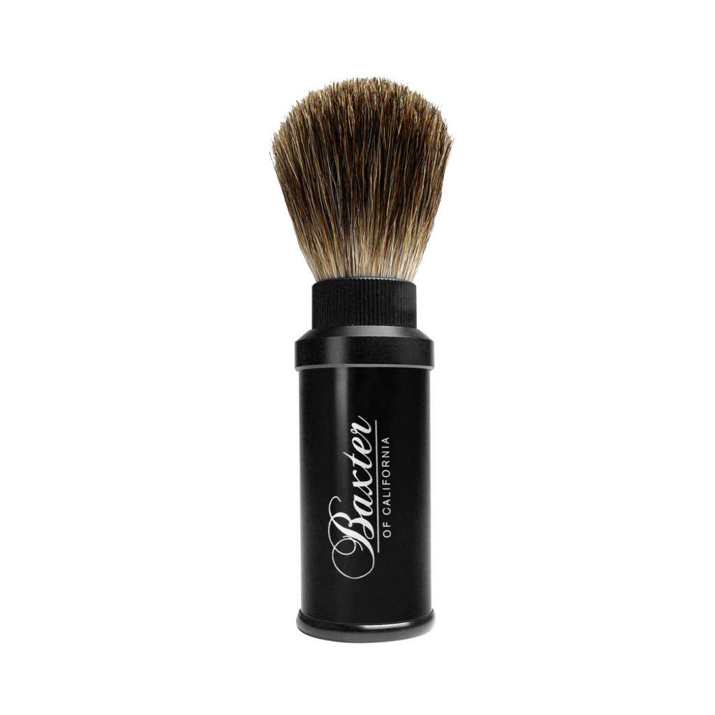 Travel Brush Pure badger