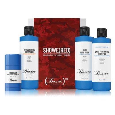 BOC-SHOWE(RED)-SET - Showe(RED) Set