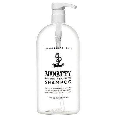 MRNT-SHAMP-1L-EMPTY - Shampoo bottle 1L (Leeg)
