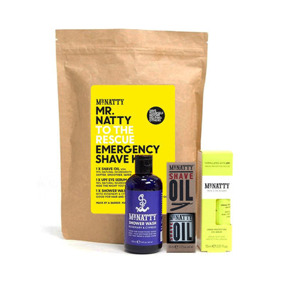MRNT-EMER-SHAVE - Emergency Shave Kit