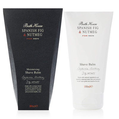 M4 - After Shave Balm 100ml Spanish Fig & Nutmeg