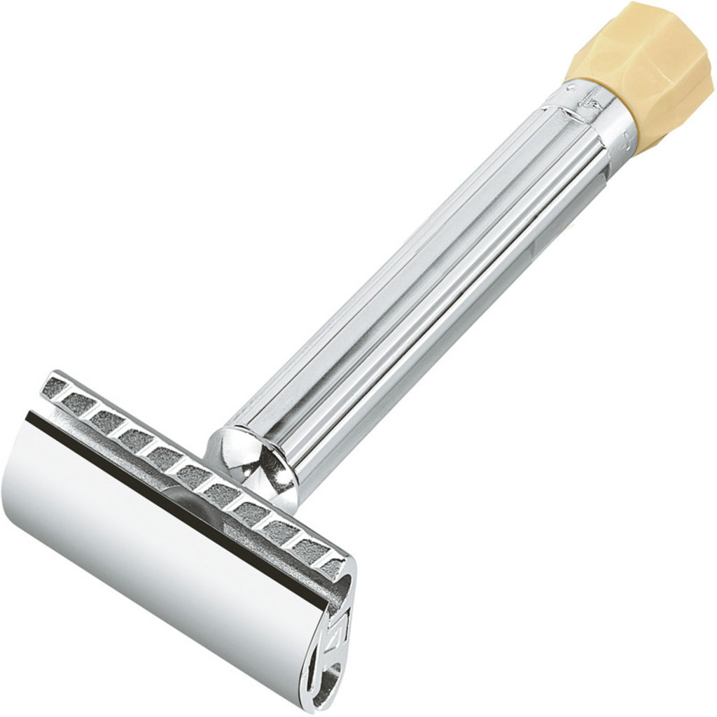Safety Razor Merkur 50C Progress Longe Handle - Closed Comb