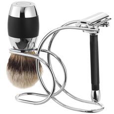 Shaving set Silvertip shaving brush and Safety Razor