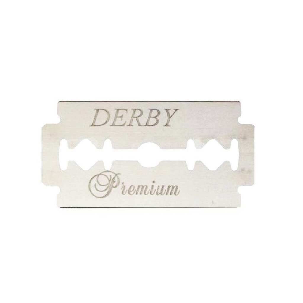 100 Derby Double Edge Blades