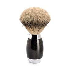 Shaving Brush Silvertip Carbon