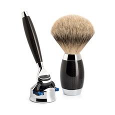 Shaving Set Carbon -Fusion® & Dashaar