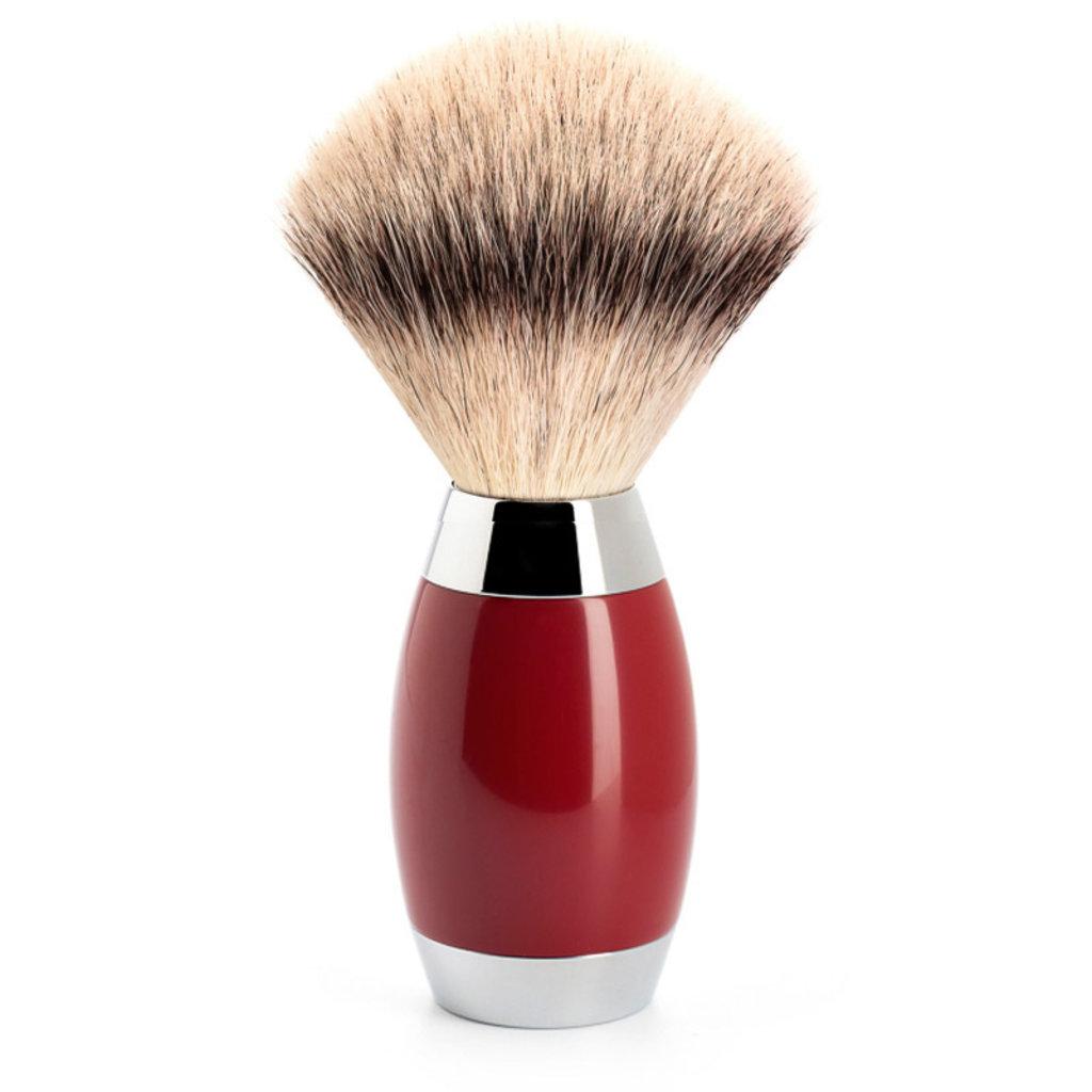 Shaving Brush Silvertip Fibre® Urushi lacquer