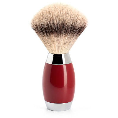 433ED2 - Shaving Brush Silvertip Fibre® Urushi lacquer