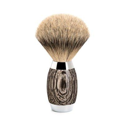 493ED3 - Shaving Brush Silvertip Ancient oak