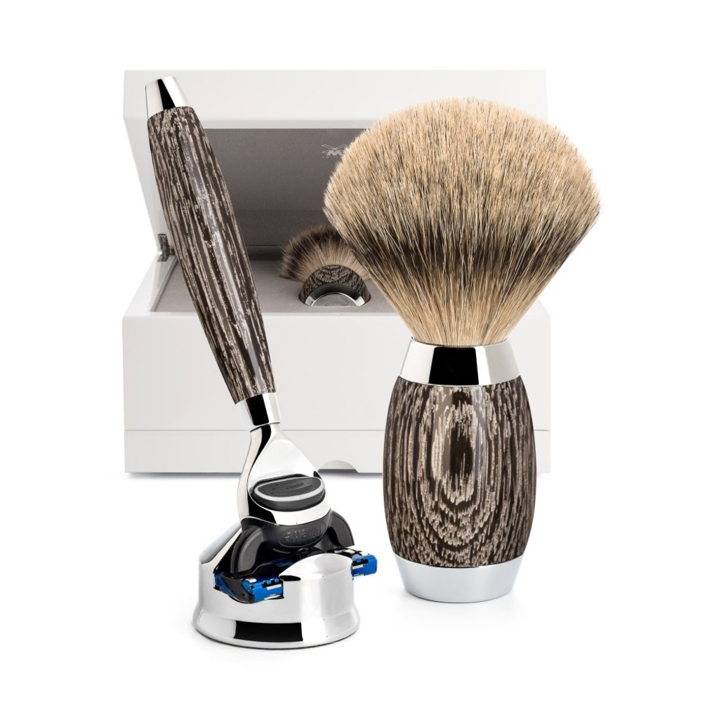 Shaving Set Ancient oak - Fusion® & Dashaar