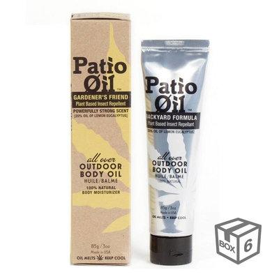BOX 6x - Patio Oil® - 85g Tube