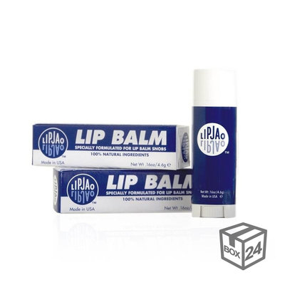 BOX 24x - Lip Jao® - Natural Lip Balm - 5g