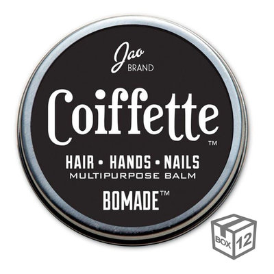 BOX 12x - Coiffette® Bomade - Large - 44,5g